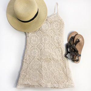 Dresses & Skirts - Crocheted Sun Dress
